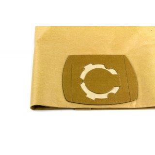 daniplus© 5 Staubsaugerbeutel passend für Einhell, Kärcher, ShopVac, Thomas und andere