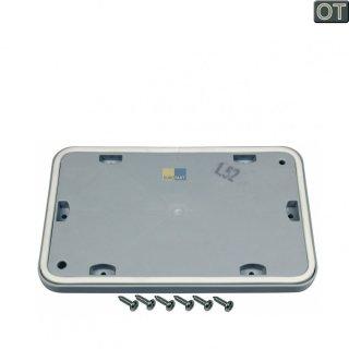 Bosch Siemens Wartungsklappe, Tür, Klappe Reparatursatz für Trockner - Nr.: 646776