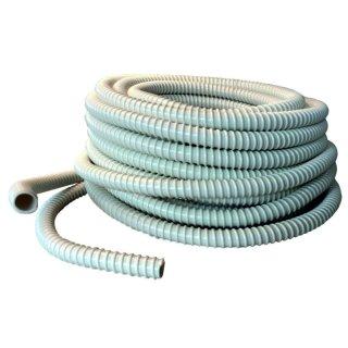 daniplus© Universal Kondensatschlauch Spiralschlauch Ø16mm, Länge 20m für Klimageräte, Klimaanlage