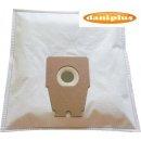 daniplus© 47 / 10 Vlies Staubsaugerbeutel passend für Bosch ERGOMAXX / Siemens DYNAPOWER Typ: P