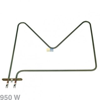 Heizelement Unterhitze 950 W passend für Backofen AEG Electrolux 357003806