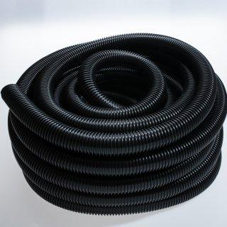 21 Mtr. Staubsaugerschlauch Ø 35mm, Reparaturschlauch, Saugschlauch, Schlauch für Staubsauger / Meterware