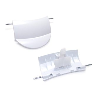 Türgriff, Griff Weiß passend für Bosch Siemens Waschmaschine - Nr.: 483087