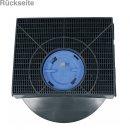 WPro CHF303, Type 303 Aktivkohlefilter, Filter für Abzugshaube 484000008581, 481281718532
