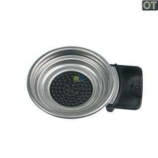 Philips Senseo 1 Tassen Padhalter - Deckel CRP100 für VIVA CAFÉ HD7825, HD7827, HD7835, HD7825/60 - Schwarz