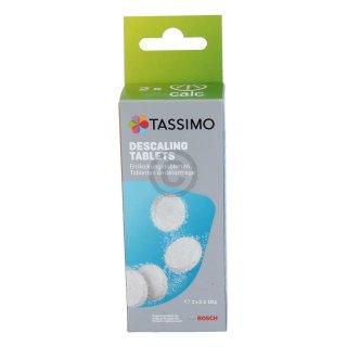 4 Tabs ORIGINAL Entkalker Tassimo Kaffeeautomat Bosch Siemens 311909, ersetzt 00311530 TCZ6004