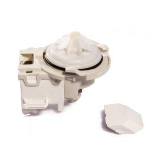 Ablaufpumpe, Pumpe passend für Bosch, Siemens, Constructa, Neff, Balay Geschirrspüler, Spülmaschine 165261