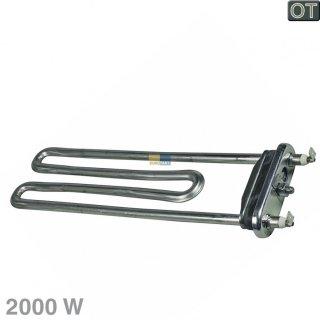 Heizstab Heizung Waschmaschine 2000W 230V Bosch Siemens Balay 00649359