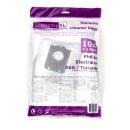 10 Staubsaugerbeutel passend für Electrolux ZVQ...