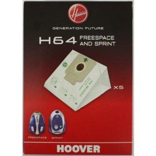 Hoover Original Staubsaugerbeutel H64 Freespace und Sprint - Nr.: 35600637