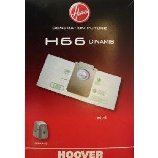 Hoover Original Vlies Staubsaugerbeutel H66 Dinamis H 66 - Nr.: 35600852