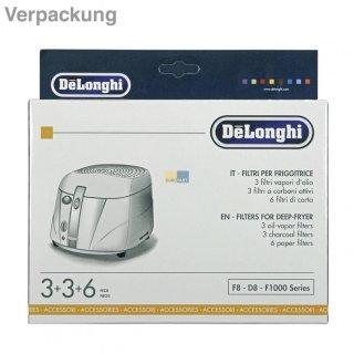 DeLonghi Filter-Set A881 A885V3 Active Carbon / 5525101500