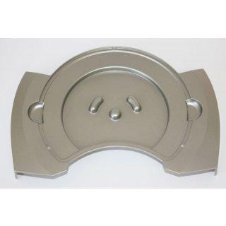 Philips Senseo tray, Schale in Silber für HD7850 / Ersatzteil-Nr. 422225943910