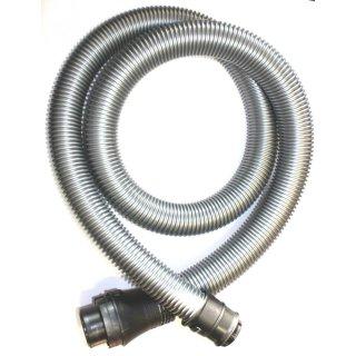 Saugschlauch Silber, ohne Griff für SIEMENS Dynapower / BOSCH Ergomaxx Nr.: 365500