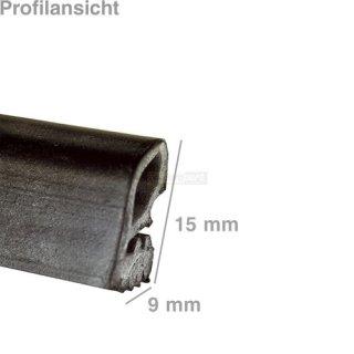 AEG Electrolux Türdichtung 1-seitig unten für Spülmaschine, Geschirrspüler - Nr.: 152740100/2