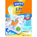 Swirl Staubsaugerbeutel S71 / S 71 MicroPor Plus AirSpace...