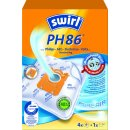 Swirl Staubsaugerbeutel PH86 / PH 86 MicroPor Plus...