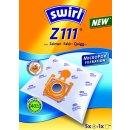 Swirl Staubsaugerbeutel Z111 / Z 111 MicroPor für...