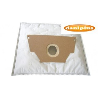 daniplus© 84 / 10 Staubsaugerbeutel passend für Electrolux E44 E49, Volta V27, Privileg