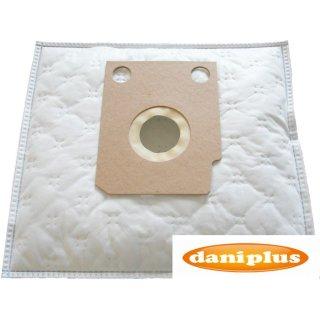 daniplus© 85 / 20 Staubsaugerbeutel passend für Hoover H7 a b c Alpina, Aria, Compact / H7a, H7b, H7c