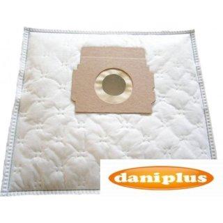 daniplus© 86 / 10 Staubsaugerbeutel passend für Moulinex AP 8.03, C65, Powerclean, Privileg