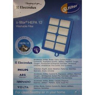 Electrolux Original EFH12W HEPA-Filter waschbar f. Oxy3, Excellio ua.