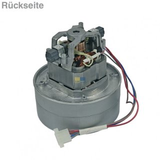 daniplus© Motor 1000W mit Kabelbaum, Stecker passend für Vorwerk Tiger VK 250 / VK 251
