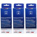 3 x 10 Bosch Siemens Neff Gaggenau Reinungstabs,...