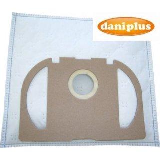 daniplus© 59 / 20 Vlies Staubsaugerbeutel passend für Vorwerk Tiger VK250 VK251 VK252