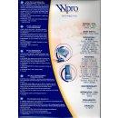 Wpro 4x Staubsaugerbeutel HO90-MW passend für...