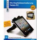 cartrend KFZ Kopfstützenhalterung für Tablet...