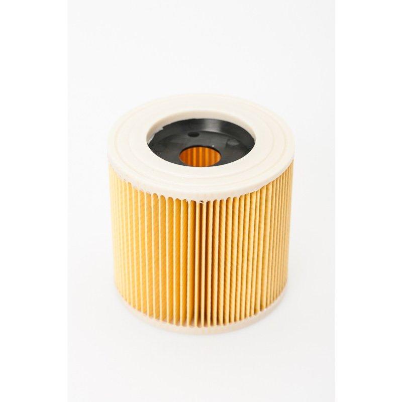 3 Patronenfilter Rundfilter Lamellenfilter für Staubsauger Kärcher K 2901 F