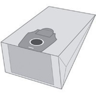 daniplus© 25 / 20 Staubsaugerbeutel passend für EIO Nova Plus, Compact