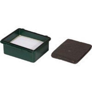 daniplus© Hygienegeruchsfilter FS Ersatz für Vorwerk VK251 / VK252