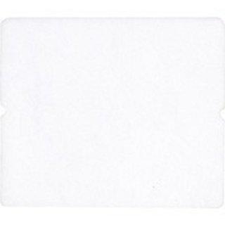 daniplus© Microfilter Vlies weiß passend für Vorwerk Tiger VK 250 - 252