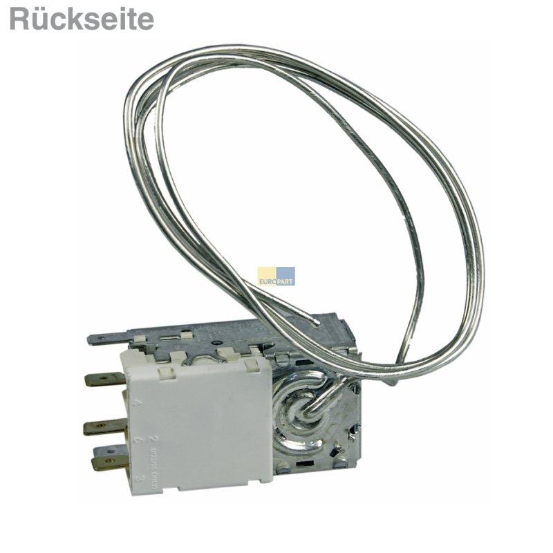 Whirlpool Thermostat K59-L1229//500 Ranco 481228238179 Bauknecht Ikea