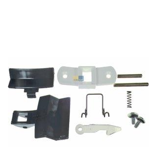 AEG Electrolux Juno Zanussi Türgriff komplett, Braun für Waschmaschine - Nr. 50095465006  -AUSLAUF-