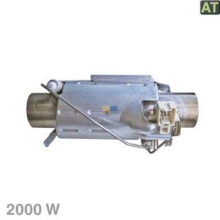 Durchlauferhitzer Heizelement 2000W DE-System, Bleckmann passend für AEG Electrolux Nr.: 5029761800, Bauknecht 481290508659