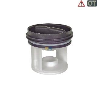 Bosch / Siemens Flusensieb, Sieb für Waschmaschinen Nr.: 601996 auch 151409