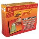 10 Beutel Favorit Entrußerbeutel, Russentferner,...