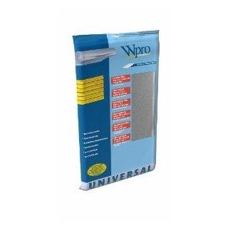Wpro FHC009 Aktivkohle- und Fettfilter 47x57cm in Kombination für Dunstabzugshauben
