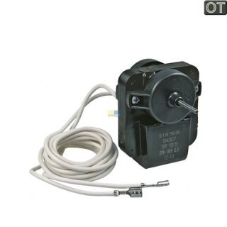 Liebherr Ventilator mit 3mm Achse, Ventilatormotor MES F 61-12 - Nr.: 6118785