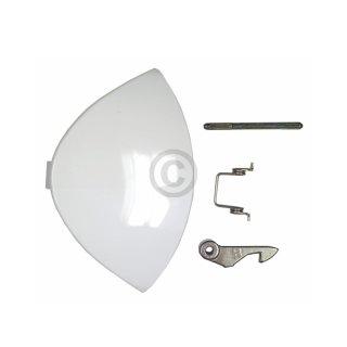 Indesit, Ariston Türgriff weiß, kpl. für Waschmaschine 075323, W104, W105, W125, WD125T - Nr.: C00075323