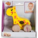Eichhorn Schiebetier, Greiftier Giraffe Gelb...