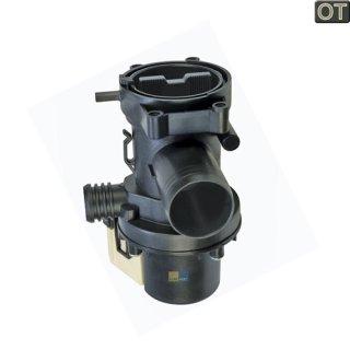 Bauknecht Whirlpool Ablaufpumpe, Pumpe für Waschmaschine Nr.: 480111101394 / 481010585015