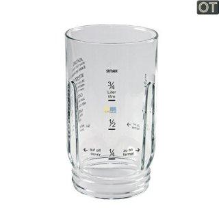Bosch Siemens Behälter für Mixer, Ersatzglas Mixeraufsatz MUZ4MX3 für Küchenmaschine MUM4... - Nr. 081169
