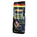 10 Kg. Favorit Grill Briketts aus Holzkohlestaub,...