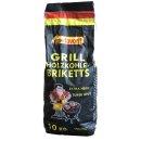 20 Kg. Favorit Grill Briketts aus Holzkohlestaub,...