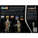 Revell Modellbausatz Soviet Spetsnaz 1980s Level 4,...