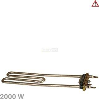 Heizelement, Heizung passend für Waschmaschine Bosch, Siemens, Constructa, Neff 096580, 00096580